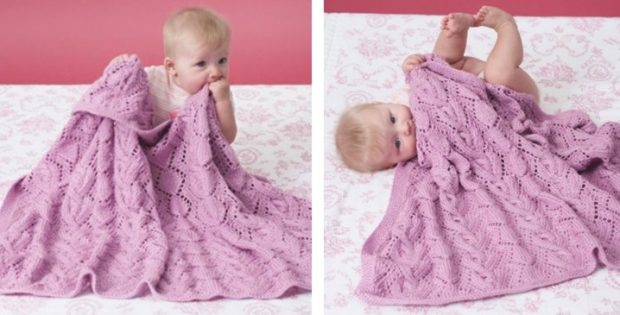 Blanket Knitting Patterns Archives - The Funky Stitch