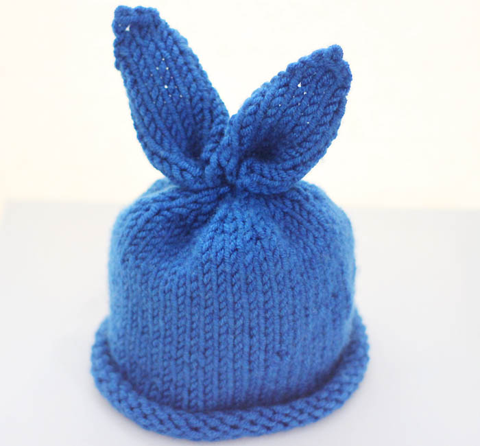 24 Baby Hat Knitting Patterns - The Funky Stitch
