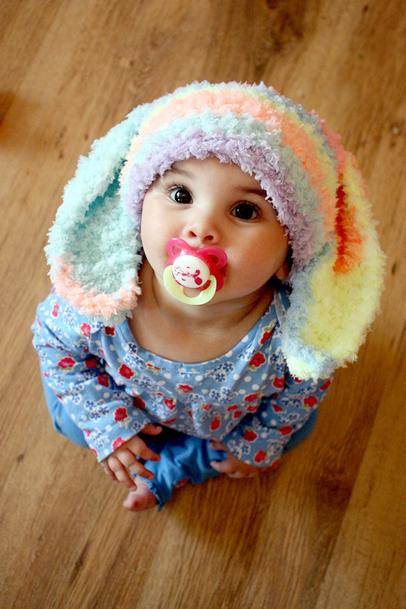 24 Baby Hat Knitting Patterns - The Funky Stitch fb938d987109