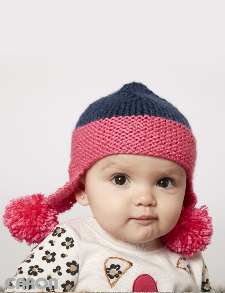 16 Earflap Hat Knitting Patterns - The Funky Stitch