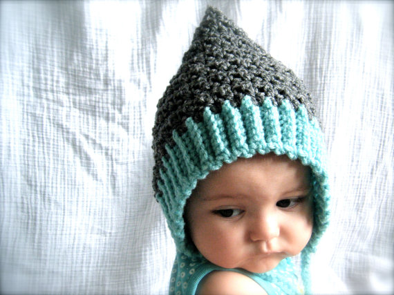 24 Baby Hat Knitting Patterns - The Funky Stitch cc0d67c5917