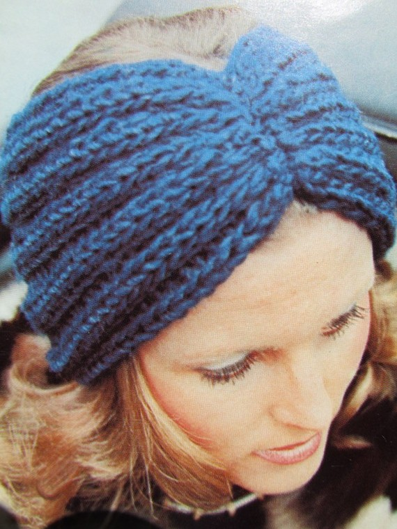 10 Braided Knit Headband Patterns The Funky Stitch
