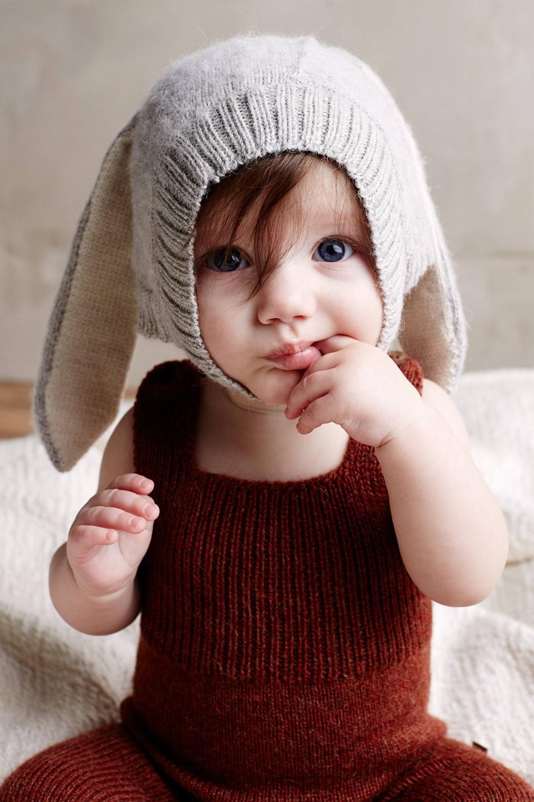 24 Baby Hat Knitting Patterns - The Funky Stitch