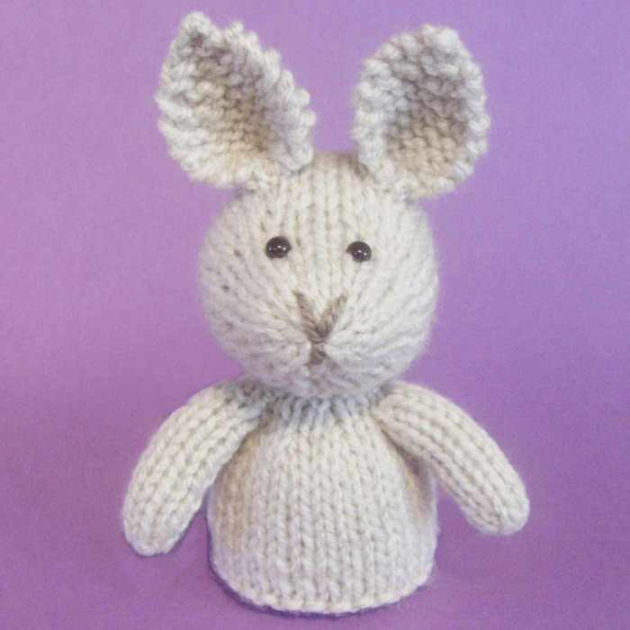 15 free animal knitting patterns the funky stitch bunny rabbit knitting pattern negle Choice Image