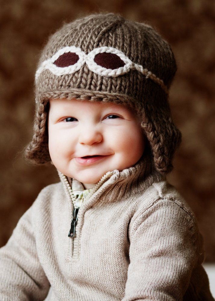 02d49595b92 ... wright flyer baby aviator hat pattern by julie taylor 4349b e9846 best  price 24 baby hat knitting patterns the funky stitch 5cc63 80d9e ...