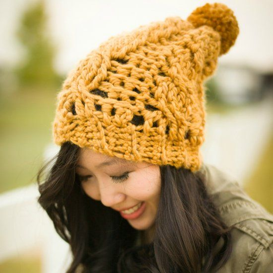 e9d74b17a38 34 Slouchy Beanie Crochet Patterns for Beginners - The Funky Stitch