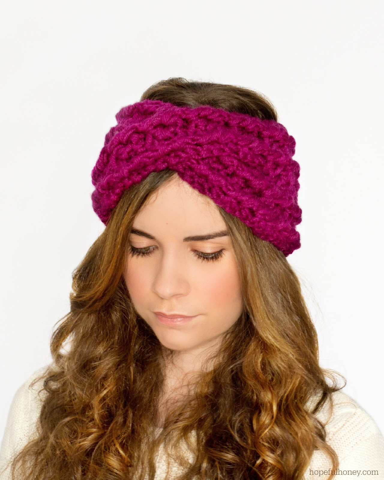 Headband Knitting Patterns Archives - The Funky Stitch