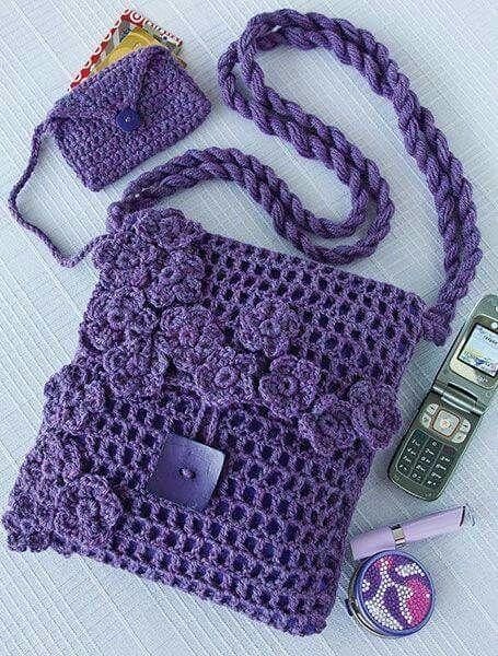 31 Crochet Purse Patterns The Funky Stitch