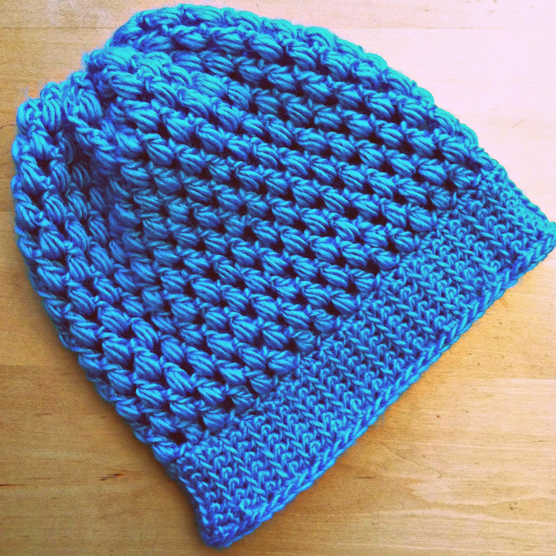 34 Slouchy Beanie Crochet Patterns for Beginners - The Funky Stitch