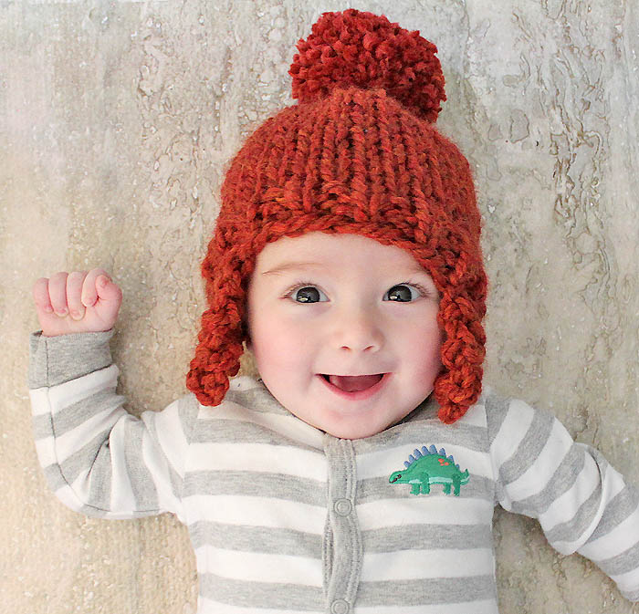 10 Chunky Knit Hat Patterns The Funky Stitch