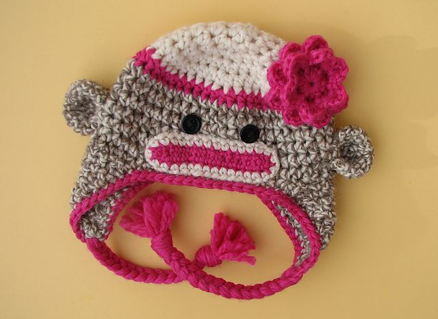 5 Sock Monkey Hat Knitting Patterns The Funky Stitch