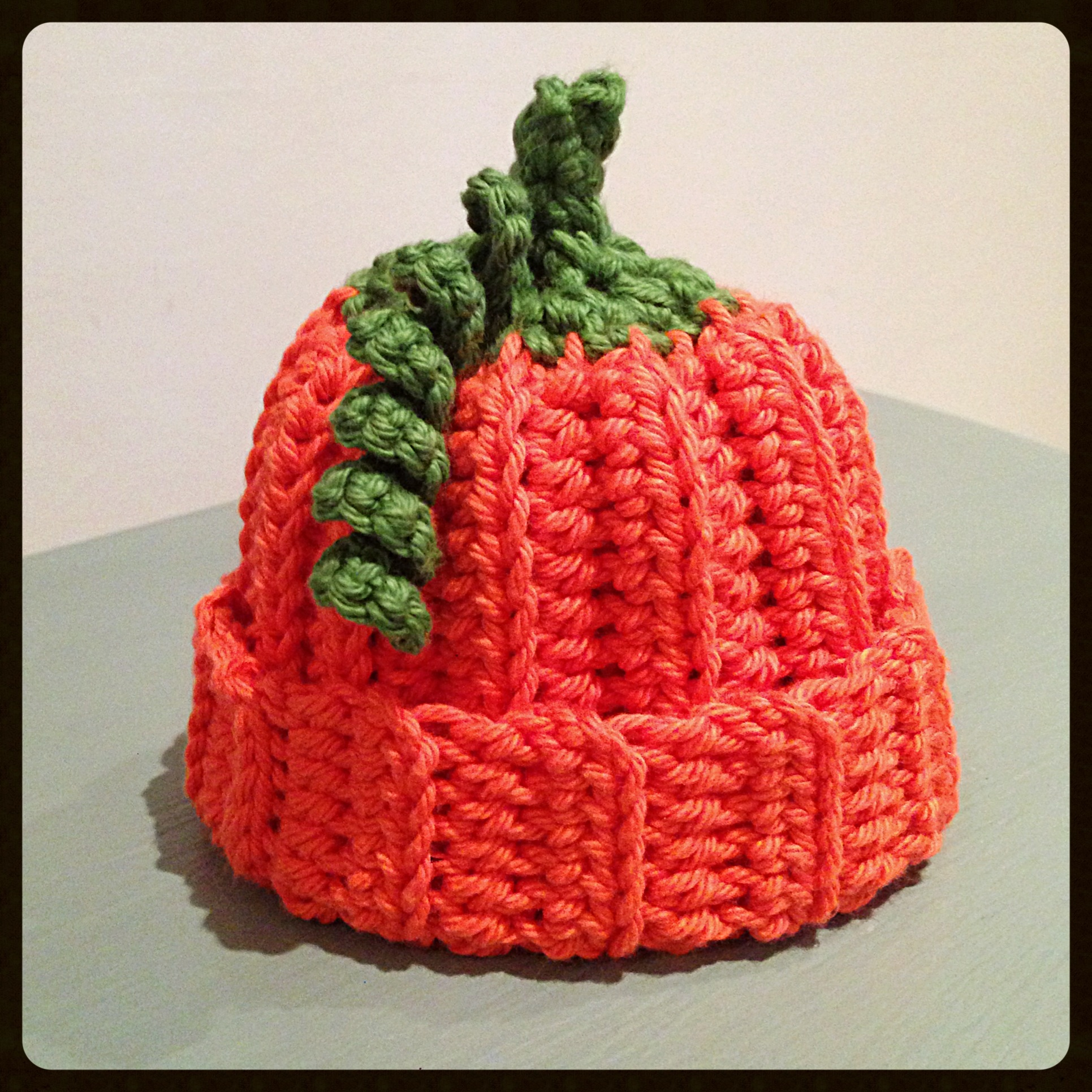 6 Knitted Pumpkin Hat Patterns The Funky Stitch