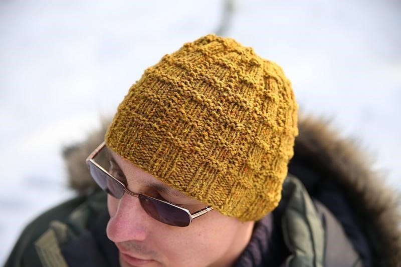 16 Mens Knit Hat Patterns The Funky Stitch