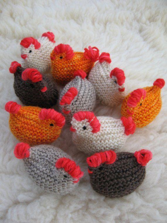 15 Free Animal Knitting Patterns - The Funky Stitch