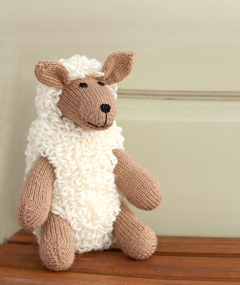 8 Knitted Sheep Patterns The Funky Stitch