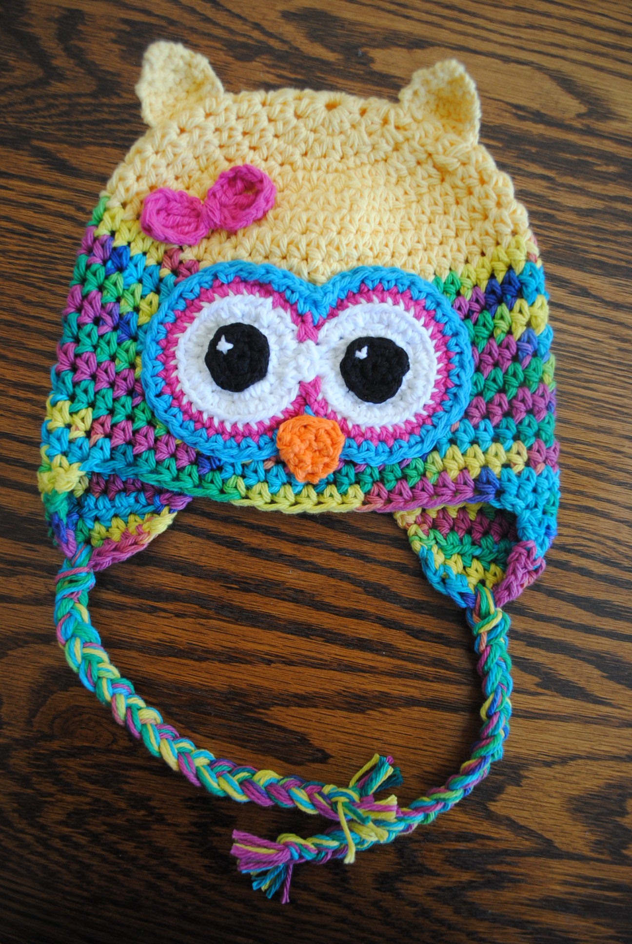 6 Knit Owl Hat Patterns - The Funky Stitch