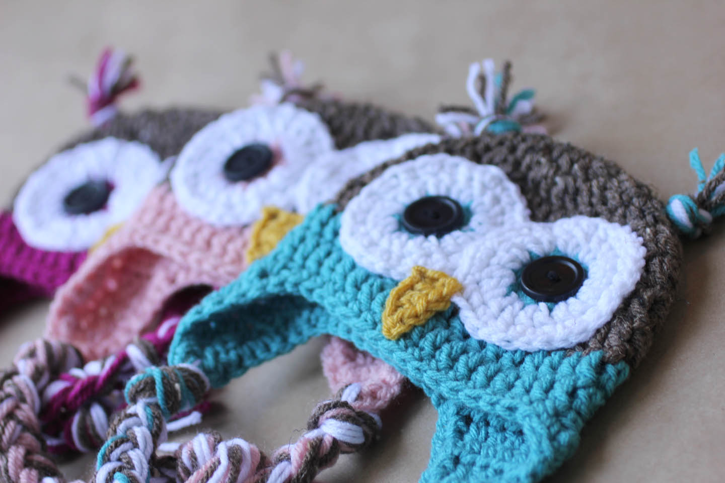 6 Knit Owl Hat Patterns - The Funky Stitch