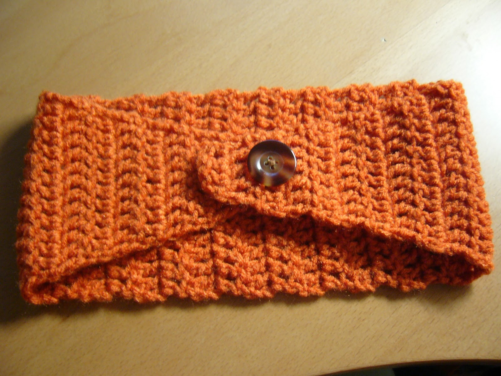 10 Knit Headband Patterns with Button - The Funky Stitch