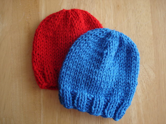 5 Ribbed Knit Hat Patterns The Funky Stitch