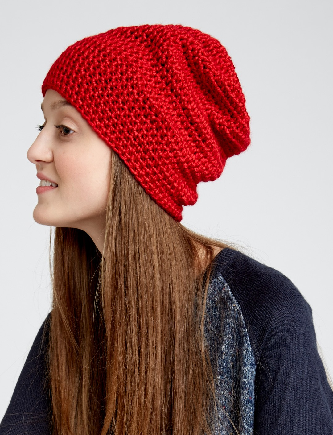 34 slouchy beanie crochet patterns for beginners the funky stitch dt1010fo