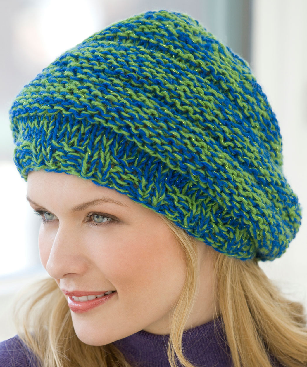 5 Knit Hat Patterns for Women - The Funky Stitch