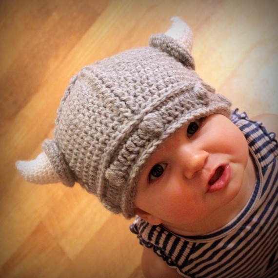 7 Viking Knit Hat Patterns - The Funky Stitch