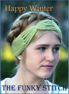 Loom Knit Headband Patterns