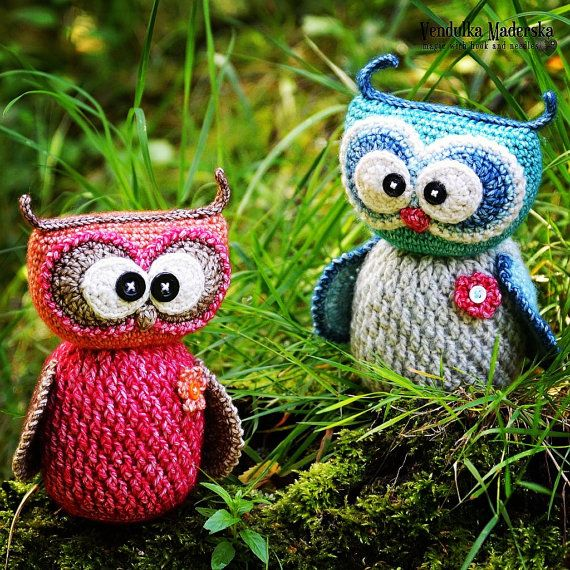 12 Amigurumi Knitting Patterns The Funky Stitch