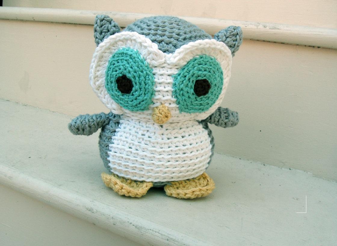 Knitting By Post Owl : Amigurumi knitting patterns the funky stitch