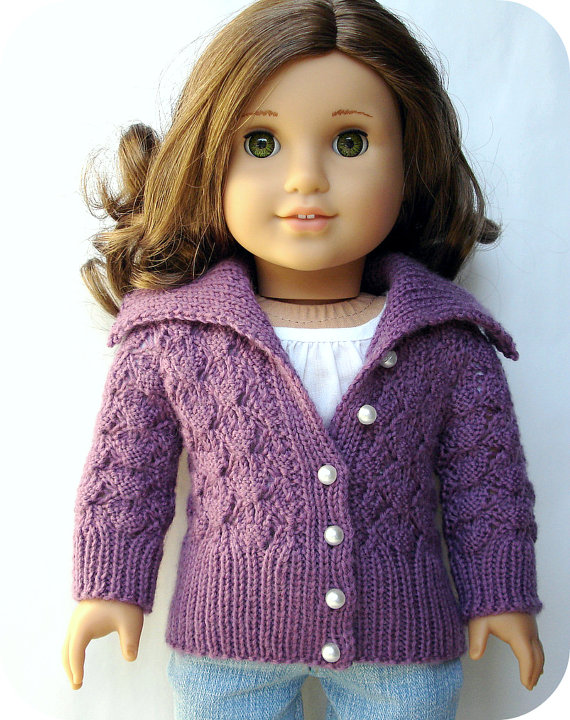 463f245618e0 16 Knitting Patterns for American Girl Dolls - The Funky Stitch