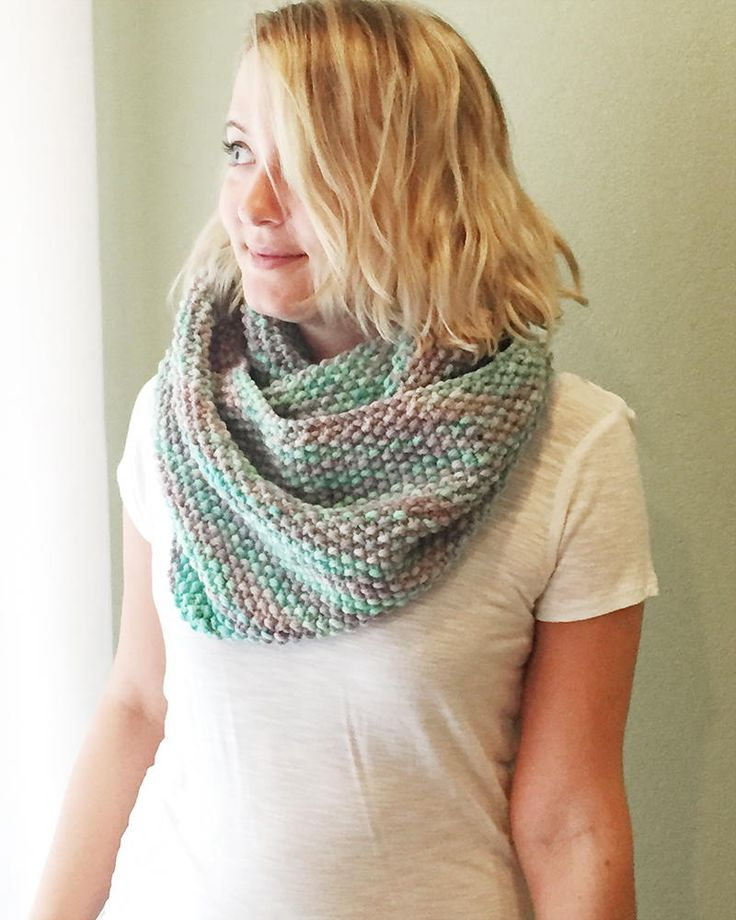 28 Infinity Scarf Knitting Patterns The Funky Stitch