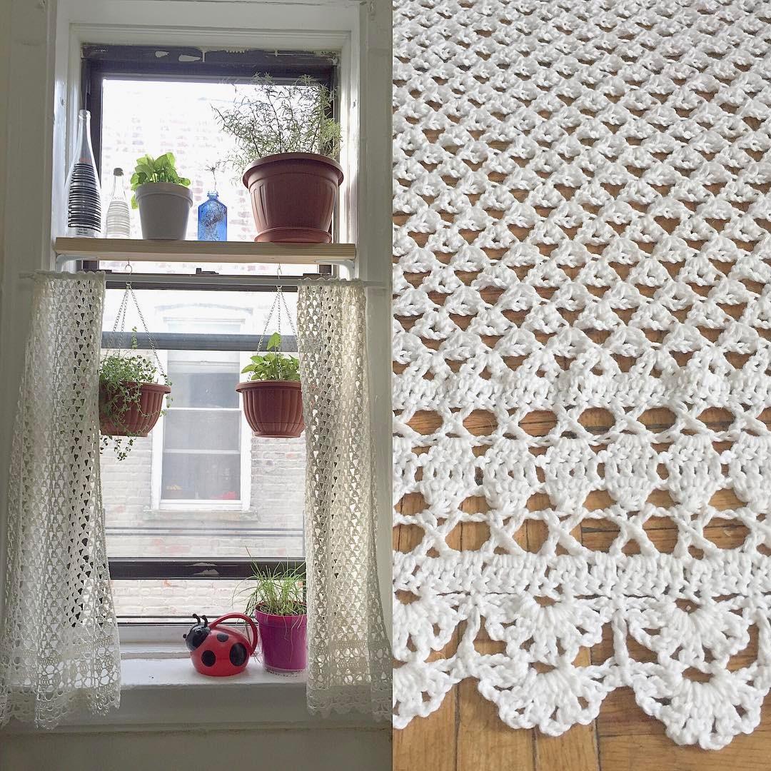 47 Crochet Valance Patterns The Funky Stitch