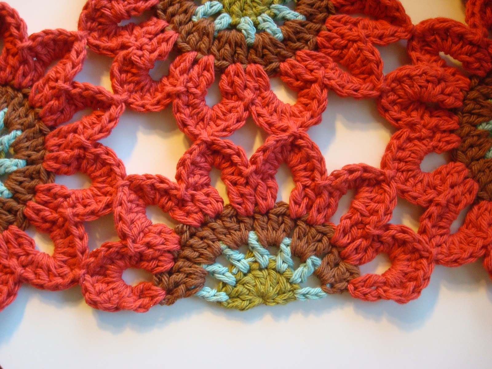 Easy Crochet Flower Curtains Patterns The Curtain Galleries