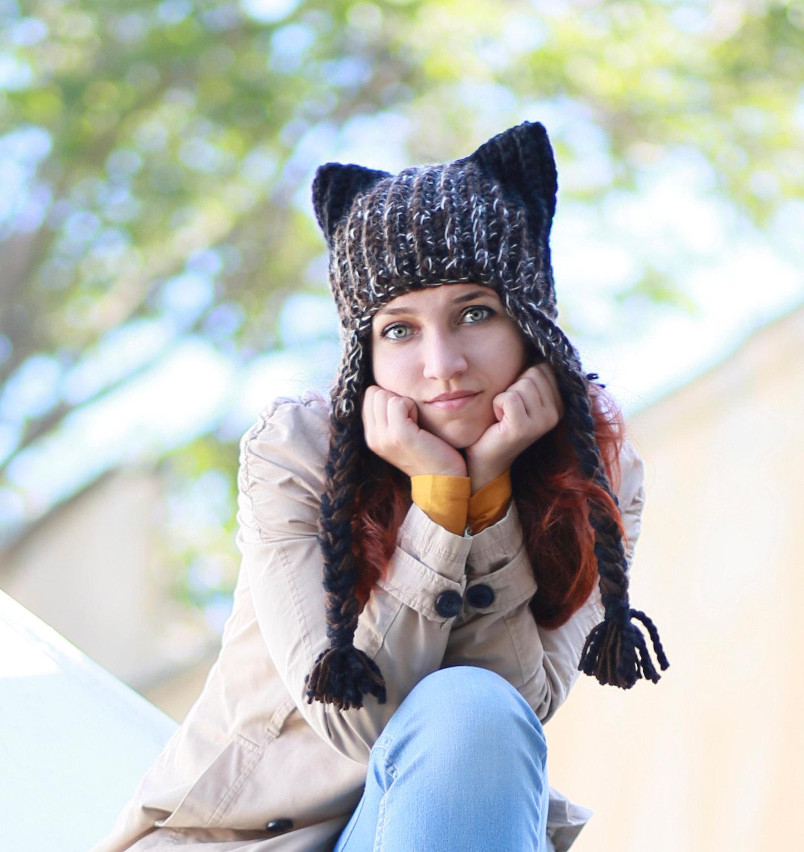 Cat Hat Knitting Pattern Cool Inspiration Ideas