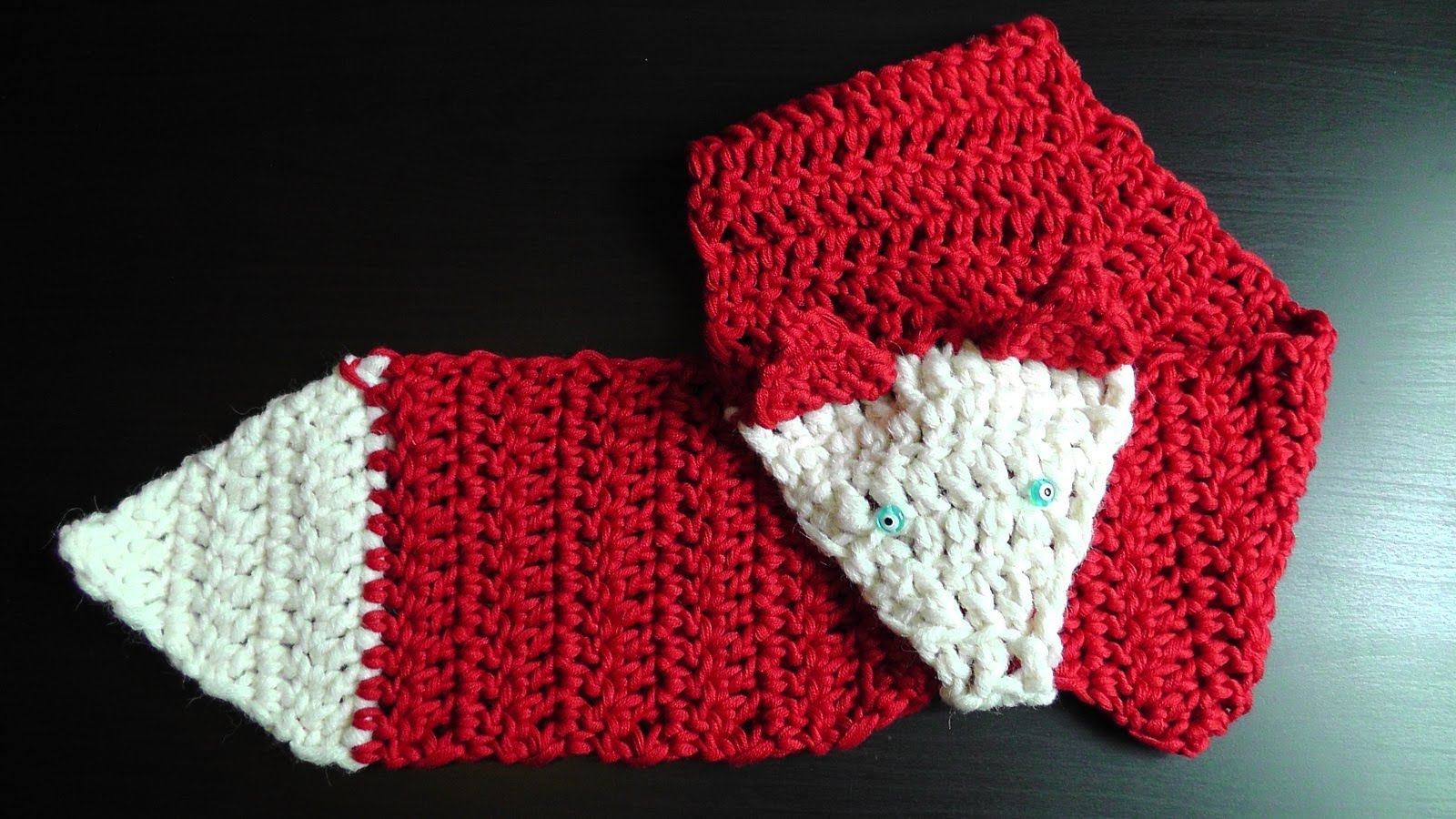 6 Knitted Fox Scarf Pattern The Funky Stitch
