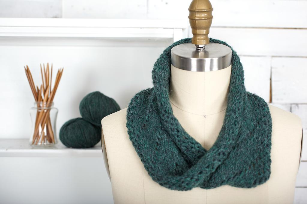 Mobius Scarf Knitting Pattern The Funky Stitch