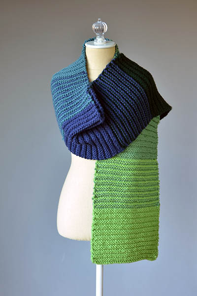 14 Scarf Knitting Patterns The Funky Stitch