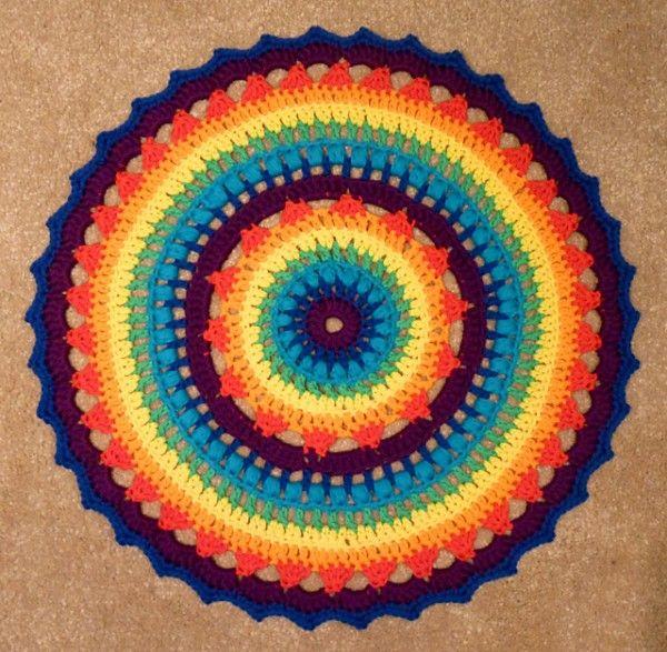 121 Crochet Potholder Patterns - The Funky Stitch