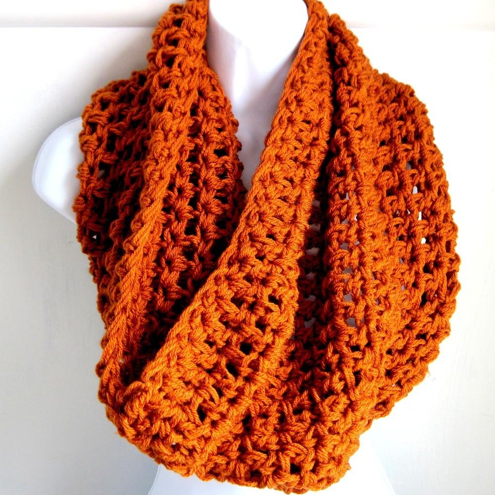 13 Chunky Knit Scarf Pattern - The Funky Stitch