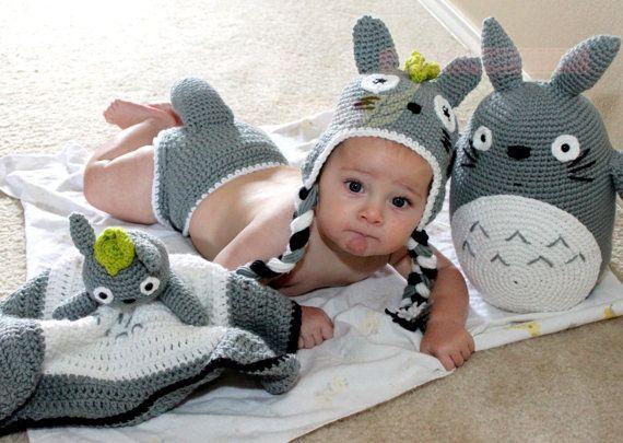 9 Totoro Knitting Pattern The Funky Stitch