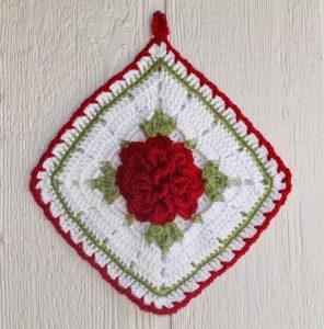 121 Crochet Potholder Patterns The Funky Stitch