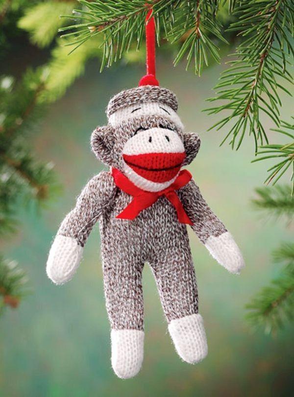 13 sock monkey knitting pattern