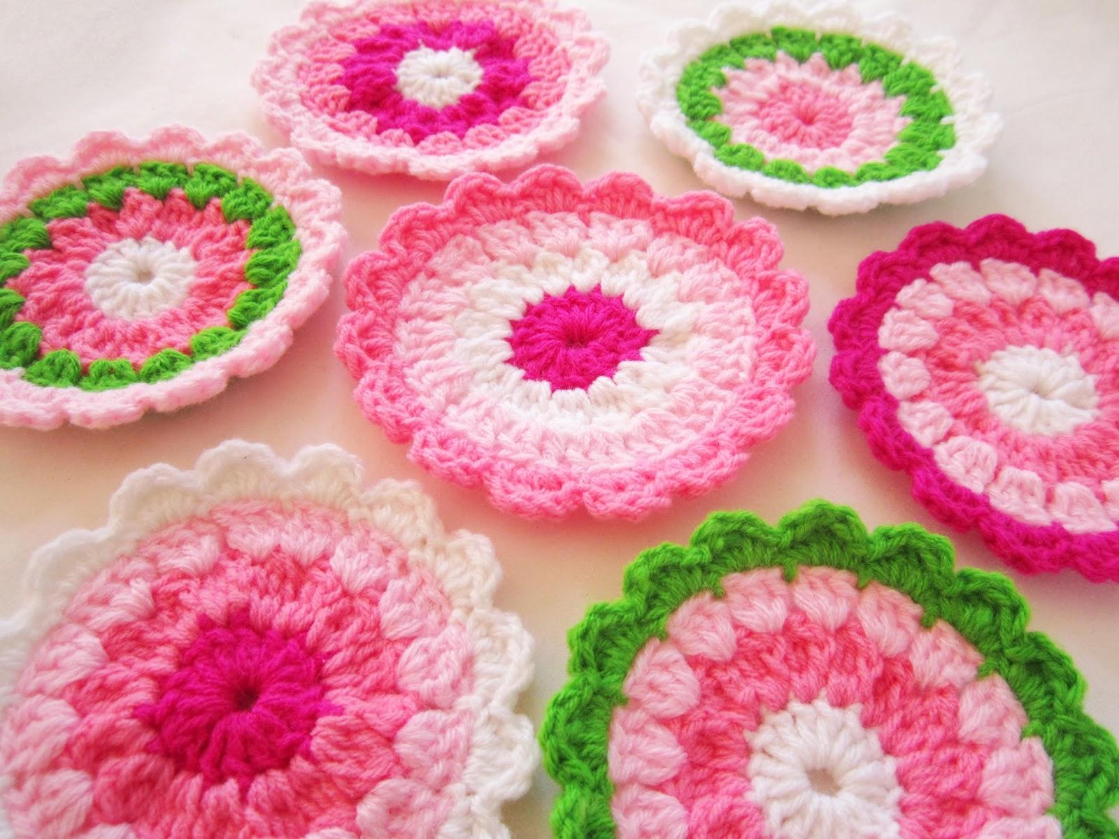 42 Crochet Coaster Patterns - The Funky Stitch