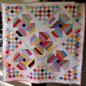 97 Jelly Roll Quilt Patterns The Funky Stitch