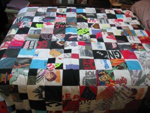 39 Tshirt Quilt Patterns The Funky Stitch
