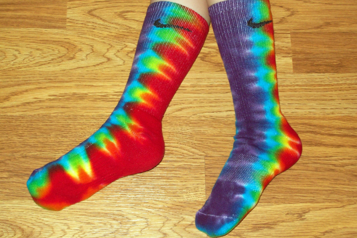 17 Colorful Tie Dye Socks The Funky Stitch