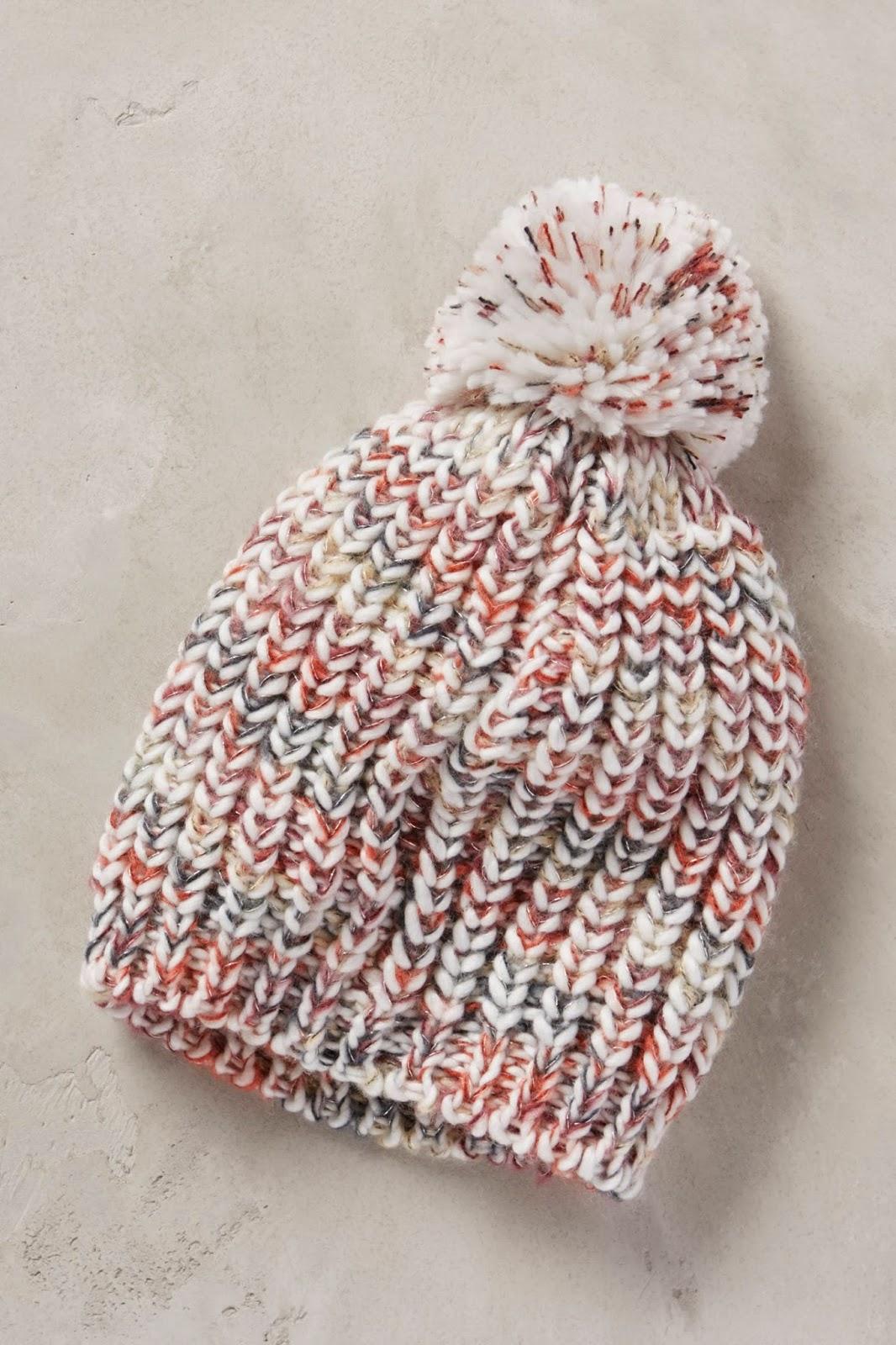 5 Ribbed Knit Hat Patterns - The Funky Stitch