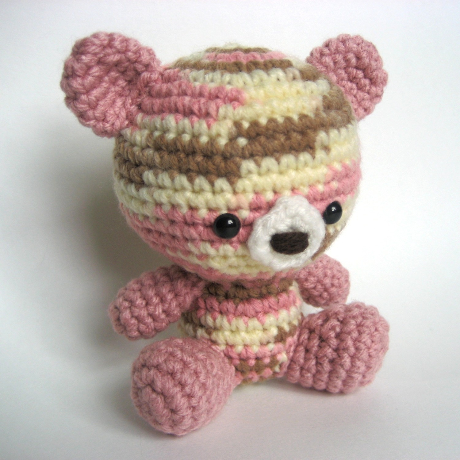 15 Crochet Teddy Bear Patterns | 1500x1500